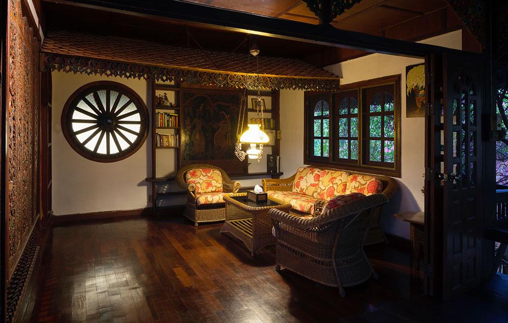 Sukhothai, Deluxe double room, Secret Garden, Chiang Mai, Thailand
