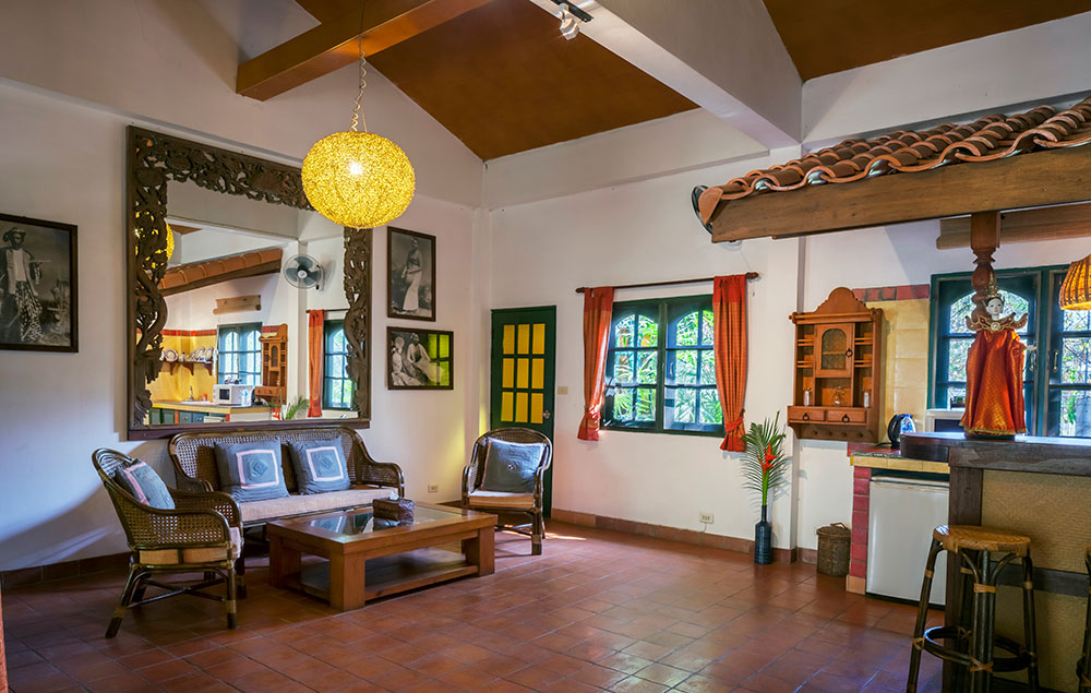 Tamarind, Deluxe double room, Secret Garden, Chiang Mai, Thailand